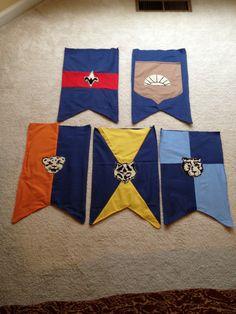 cub scout den flags