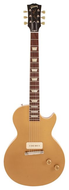 Gibson Custom Shop Les Paul 1954 Single Pickup, aged gold top