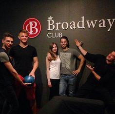 #broadway #broadwayclub® #gryfino #laguna #bowling #bilard #snooker #DrinkBar