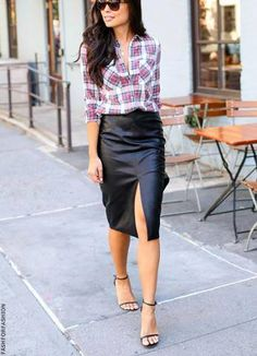 yay or nay for her look? #stylish #lookbook - http://ift.tt/1HQJd81