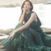 Alta calidad nuevo vestido largo Celebrity Style 2016 mujeres del verano del resorte del o-cuello Allover encaje con cinturón elegante vestido Maxi del cordón verde