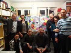 Onze lieve collega's van de Bergstraat23groep.nu ! #TrotsOp