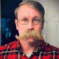 Handlebar Mustache, Mustache Men, Mustache Styles, Types Of Mustaches, Moustaches, Soul Patch, Short Beard, Bald Heads, Male Pattern Baldness