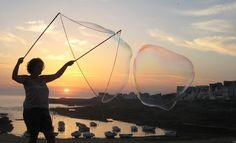 The Wonderful Art of Bubble Making - My Modern Metropolis
