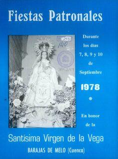 Fiestas en Barajas de Melo (Cuenca), en honor de la Virgen de la Vega. Del 7 al 10 de septiembre de 1978. Carrera ciclista para niños de hasta once años. #Fiestaspopulares #BarajasdeMelo #Cuenca