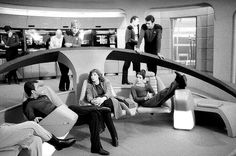 Curiosities: Rare Star Trek: The Next Generation Behind-the-Scenes Pictures