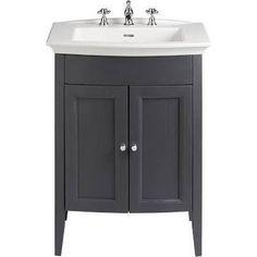 Heritage Freestanding Blenheim Vanity Unit - Vanity Units - Heritage - Bathroom Furniture | UK Bathroom Store