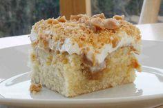 lchf mug cake Danish Dessert, Danish Food, Cake Recipes, Dessert Recipes, Moist Cakes, Cake Toppings, No Bake Desserts, No Bake Cake, Vanilla Cake