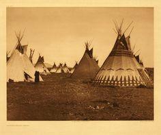 Les derniers Indiens d'Amérique photographiés dans les années 1900, un voyage…