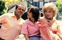Terms of Endearment... funny, sad, funny, horribly sad... but very good!