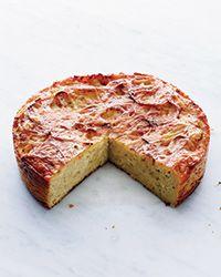 Cacio e Pepe Pasta Pie