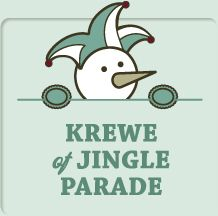 The New Orleans Christmas Parade. We're close enough to head over to NOLA for that!!!