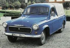 ŠKODA 1202 Pick-up