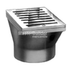 Zurn x Rectangular Gutter Drain – MasterBuilder Mercantile Inc. Floor Drains, Bronze, Metal Roof, Cast Iron, Medium, Check, Products, Gadget, Medium Long Hairstyles