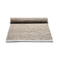 Rug+Solid+Smooth+Grey+Jute+Rug+Small