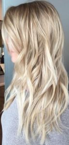 Sandy Blonde Hair Looks  #Sandy #Blonde #Hair