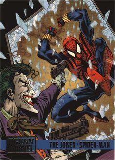 The Joker vs Spiderman ('95)
