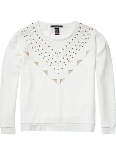 Sweat-shirt à ornements Ornements, Pulls, Chemises, Vêtements D hiver, ab15c0416e1