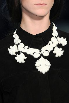 Proenza Schouler Fall 2011 Necklace