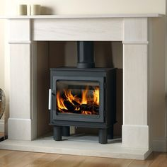 Nordpeis Bergen Woodburning Stove - Stoves from Stores Direct