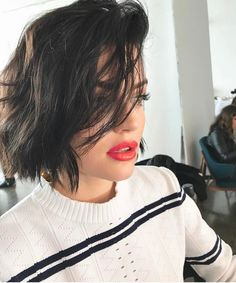 Lucy Hale's Best Short Hairstyle Photos | InStyle.com