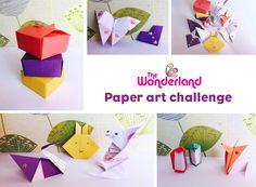 paper challenge pic