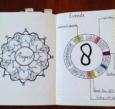 *smokes cigarette* | 25 Satisfying Bullet Journal Layouts That'll Soothe Your Soul