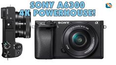 Sony A6300 Unboxing & First Impressions #SonyA6300