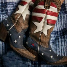 Boots For A Texan