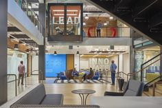 Symantec Offices by AP+I Design, Mountain View – California » Retail Design Blog