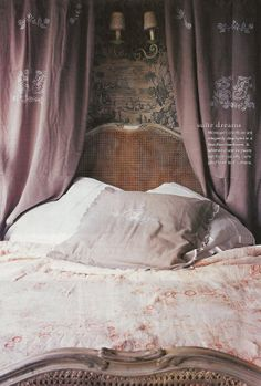 Belle Francaise Interiors: ~ Dreaming in Color ~ #French Country #Interior Design