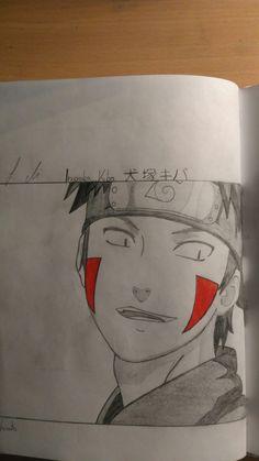 This is Inuzuka Kiba from Naruto.
