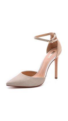 Schutz heels.