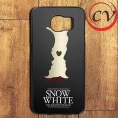 Snow White Cover Poster Design Samsung Galaxy S6 Edge Plus Case