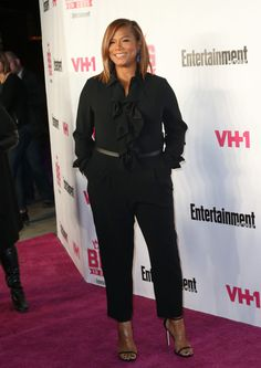 Suited Up - The Style Evolution of Queen Latifah - Photos