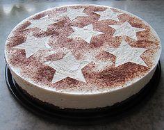 Zimt - Quark - Sahne - Torte