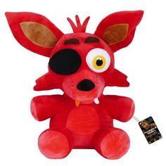 Five Nights at Freddy's Foxy 16-Inch Plush - Funko - Five Nights at Freddys - Plush at Entertainment Earth