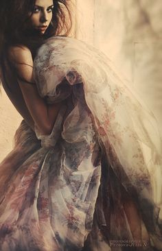 fashion & fantasy <3 vintage floral