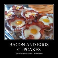 Breakfast of awesome!