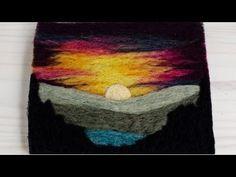 Mountain Sunset Instructions - YouTube