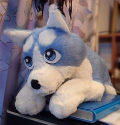 Ginga plushie - patterns by *IsisMasshiro on deviantART