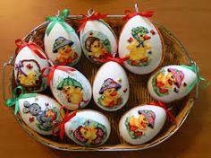 Výsledek obrázku pro velikonoční dekorace výroba