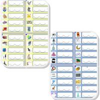 Tableaux de syllabes à manipuler fin GS et CP