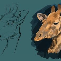 Good morning 😪 #sketchjunkie #digitalart #sketch #sketches #sketching #digitalsketch #digitalsketchbook #insta #dailyart #giraffe #animalsketch #animaldrawing #practicemakesperfect #dailyinspiration #instagood #artist_sharing #artistoninstagram #illustration #romanianillustrator #romaniaartistica #inspirationdaily #moodoftheday #coffeesketch #doodles #giraffe #wildanimals #instaartwork #instaartist #digitalpainting #digitalart #artstagram #art🌏