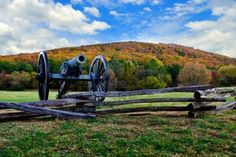 Kennesaw Mountain National Battlefield, Georgia