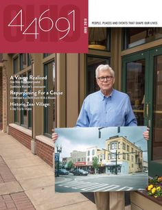 """44691 Magazine is a bi-monthly Lifestyle publication targeting Wooster and Wayne County Ohio. We feature """"People, Places and Events that shape our lives."""" Wayne County, Day Trip, Our Life, Ohio, Events, Magazine, Shape, Lifestyle, Places"""