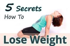 5 Secrets How To Lose Weight With the advent of fast food, fast life style there came a silent killer who occasionally made rounds on the daily tabloids Lose Weight, Weight Loss, Love Handles, Summer Body, Advent, The Secret, Lost, This Or That Questions, Lifestyle