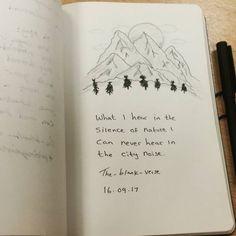 "410 Likes, 9 Comments - The_blank_verse_ (@the_blank_verse_) on Instagram: ""What I hear . #theblankverse #poeticgeisha #bymepoetry #writesagram #writersofinstagram…"""