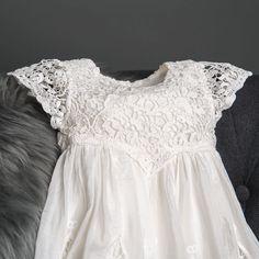 Grace Christening Gown & Bonnet - Girls Christening Gown