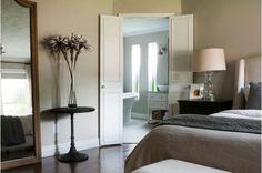 Bathroom Door Frustration and Solution (Turn Bi-Fold Doors Into French Doors)